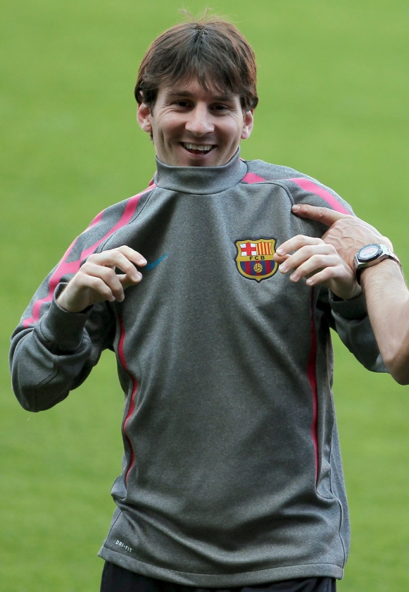 Lionel Messi: geen messias