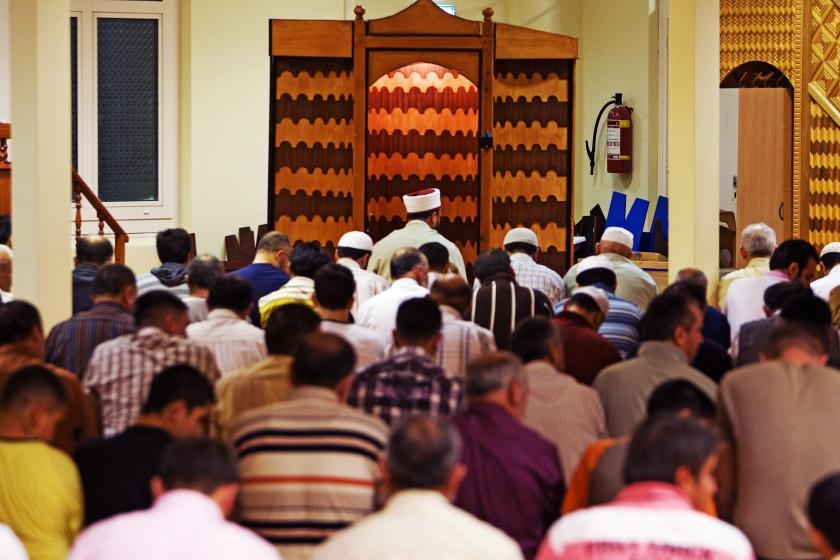 Politieke midden zwak in islamdebat