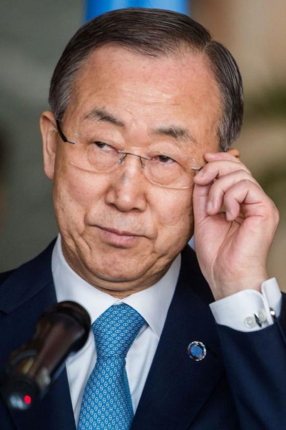 Ban Ki-moon bezoekt CAR en herinnert aan Rwanda
