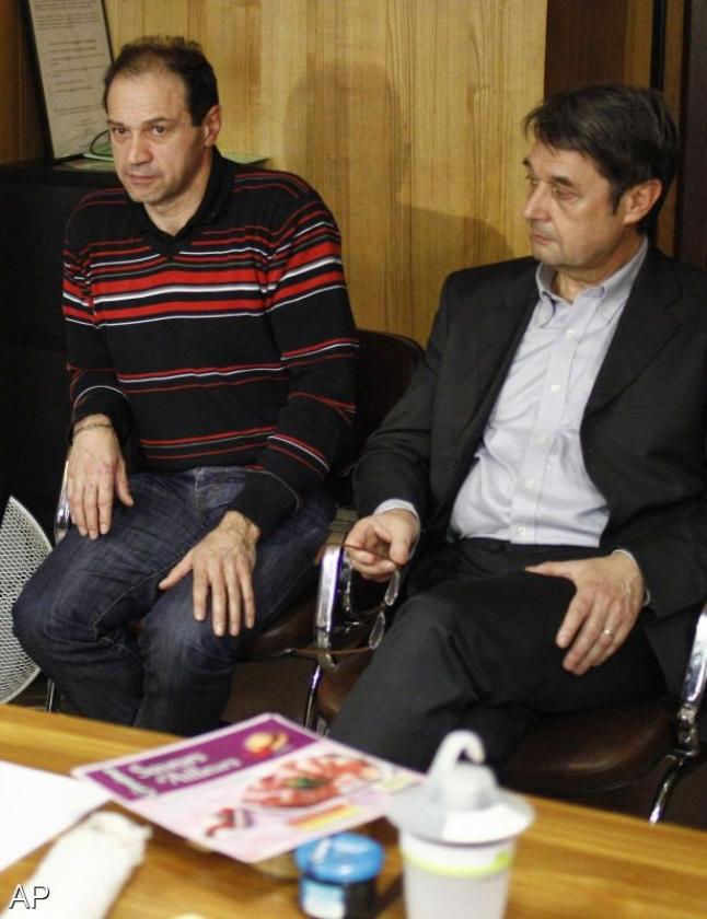 Bestuurders Goodyear bevrijd uit Franse fabriek