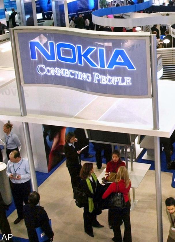 Meer winst voor Nokia in derde kwartaal