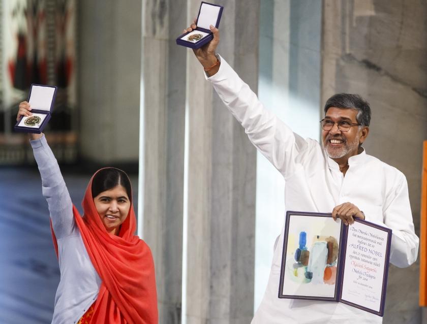 Malala wil graag premier van Pakistan worden