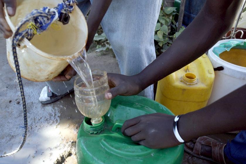 Zimbabwe: cholera-epidemie voorbij