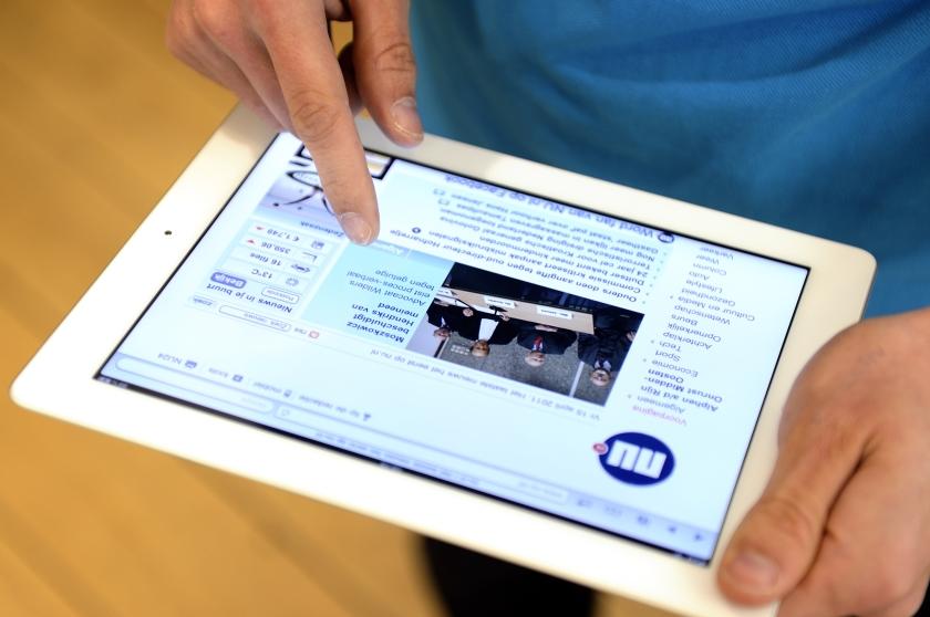 Apple volgt klant stiekem