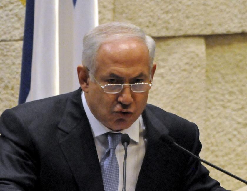 Netanyahu prestenteert regering