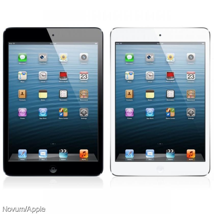 Nieuwe iPad Mini mogelijk vertraagd