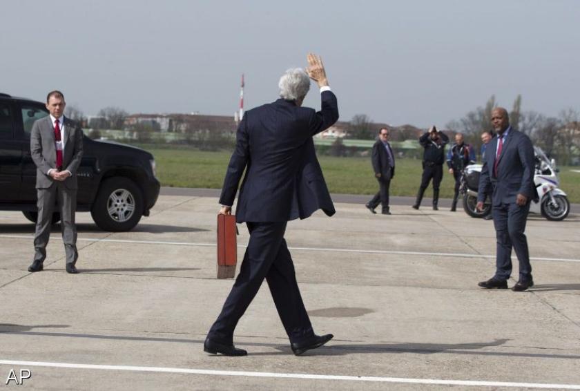 Kerry naar M-Oosten om vredesproces te redden