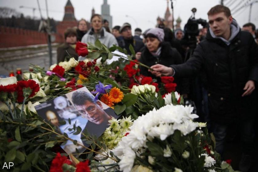 Onderzoeksraad: oppositie Nemtsov geen moordmotief