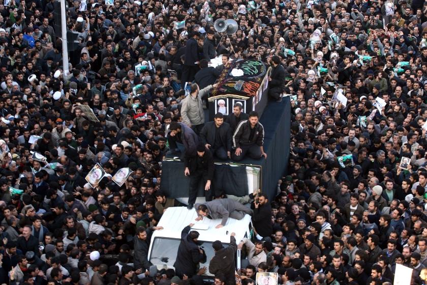 Iraans protest laait weer op