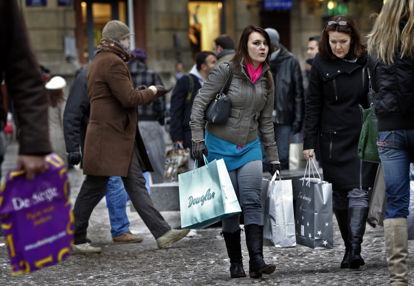 Kalverstraat is weer duurste winkelstraat