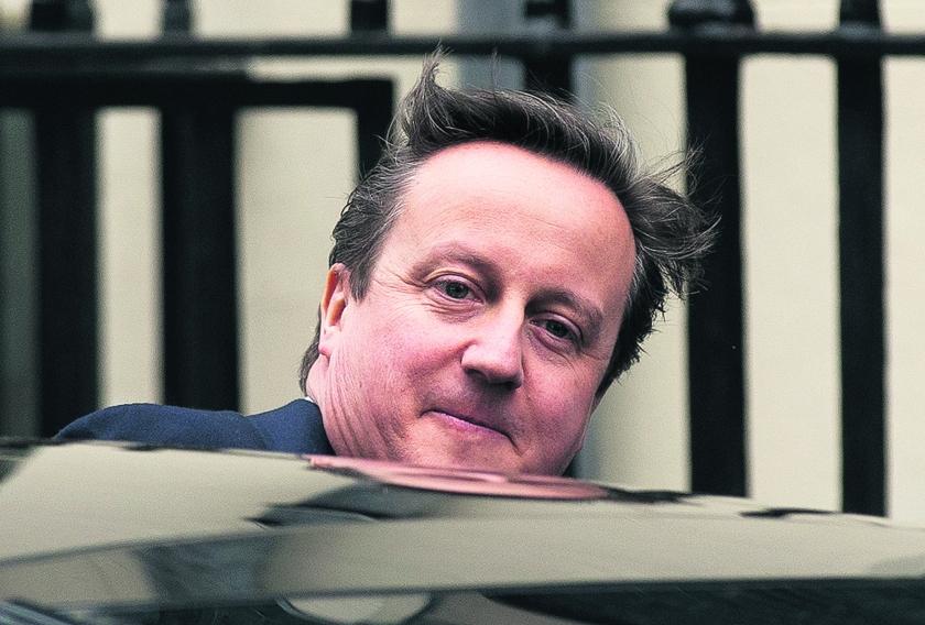 Campagnes verkiezingen UK begonnen  (ap / Matt Dunham)