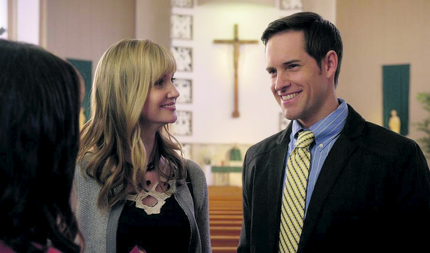 Ongelovige zoekt op een christelijke datingsite