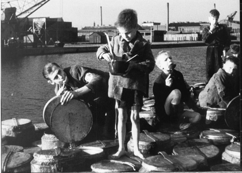 Van 'geaarde kunst' tot hongerkinderen