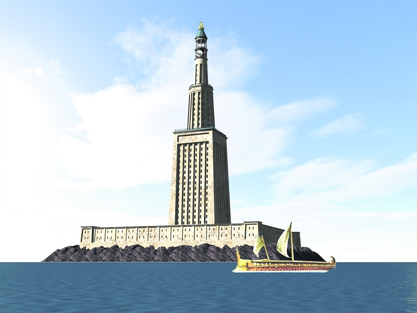 Klassiek wereldwonder wordt herbouwd  (Wikimedia)