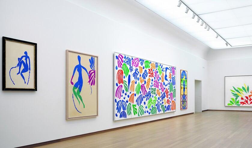 De schaar van Henri Matisse