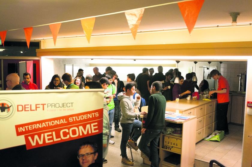 Kerk Delft 'geroepen tot innovatie'  (DelftProject)