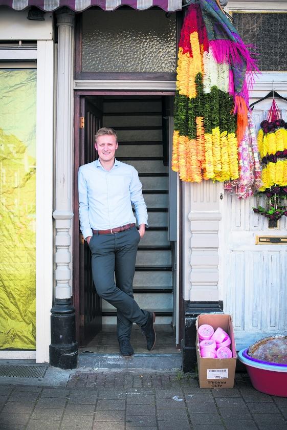 Erik-Jan Hakvoort: 'Ik zou wel iets beter voor mezelf mogen zorgen'