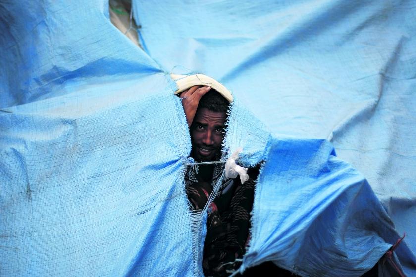 'Niet wet, maar angst regeert in Eritrea'  (ap / Hani Mohammed)