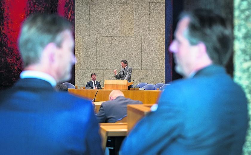 CDA heeft geen vertrouwen meer in de Griekse regering  (anp / Bart Maat)
