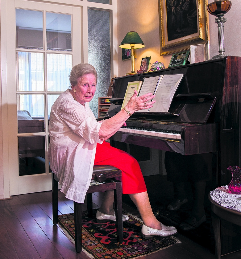 Maria Cornelia Michon-van Renssen (82): 'Laatste levenswerk is eerherstel voor broer'