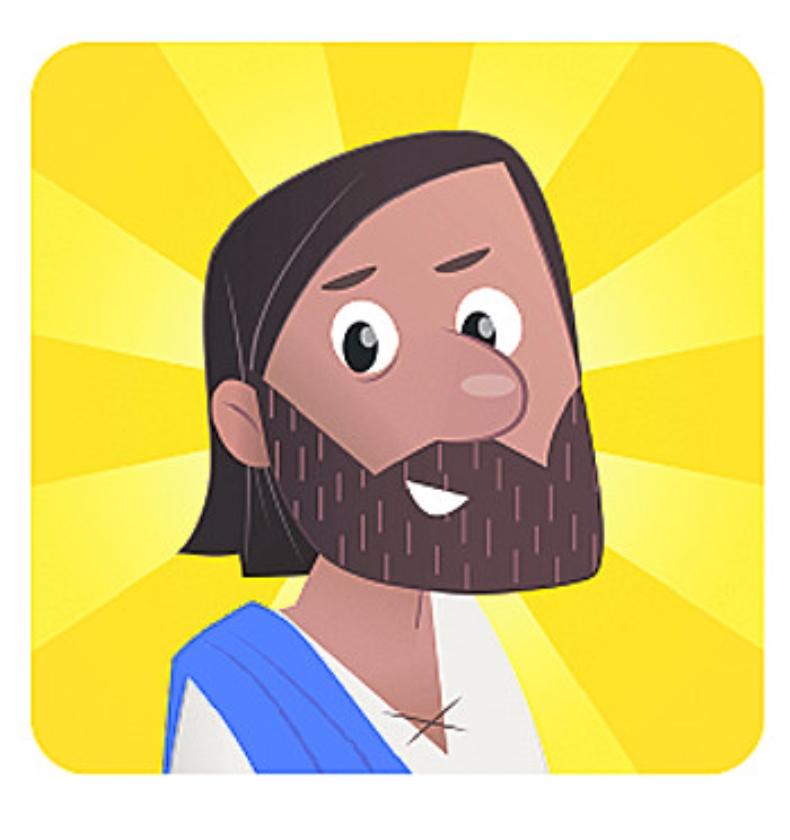 App: Bijbelverhalen voor kinderen