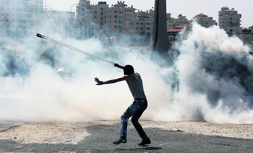 Geweld in Israël dreigt uit de hand te lopen  (ap / Nasser Shiyoukhi)