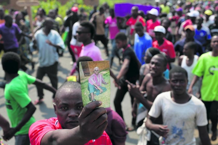 Etnische spanning Burundi loopt op  (ap / Jerome Delay)