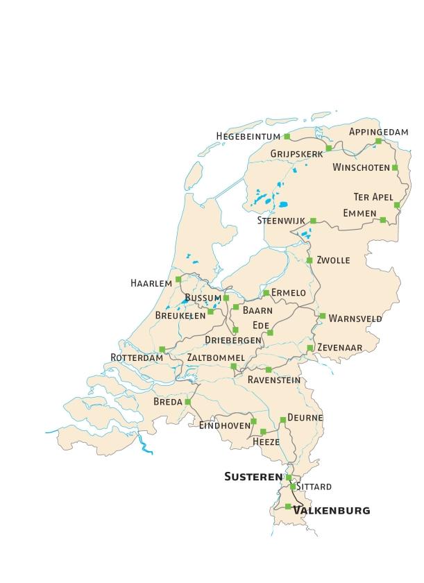 Aan de Ketting: Klimmen in Zuid-Limburg, met een glaasje wijn   (nd)