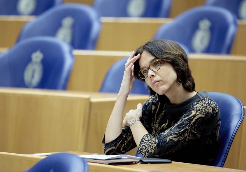 Carla Dik  (anp / Martijn Beekman)