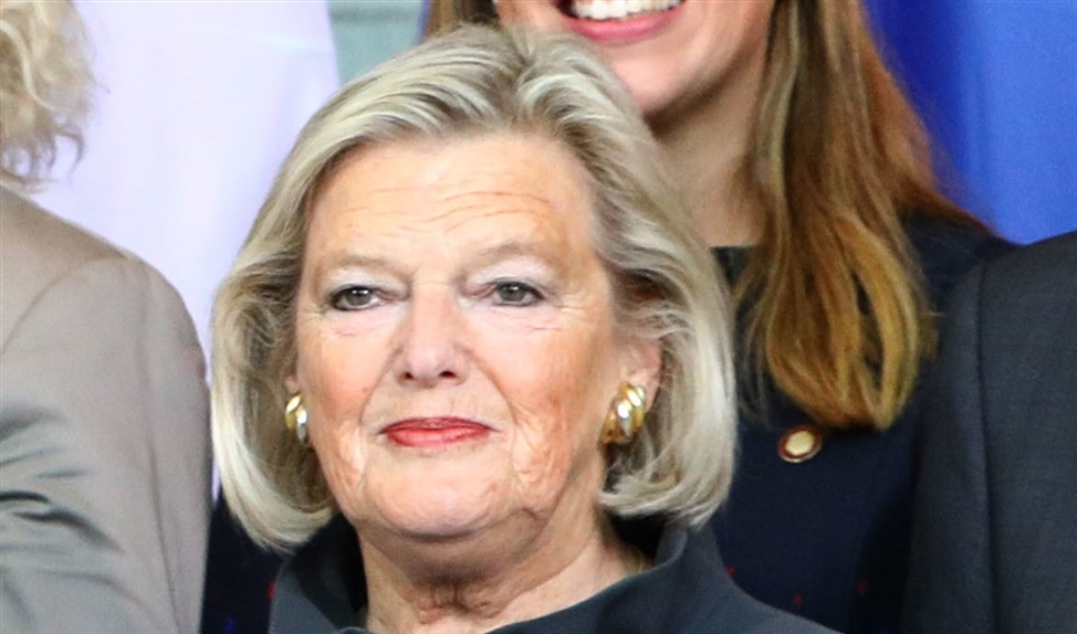 Staatssecretaris Ankie Broekers.   (epa / Omer Messinger)