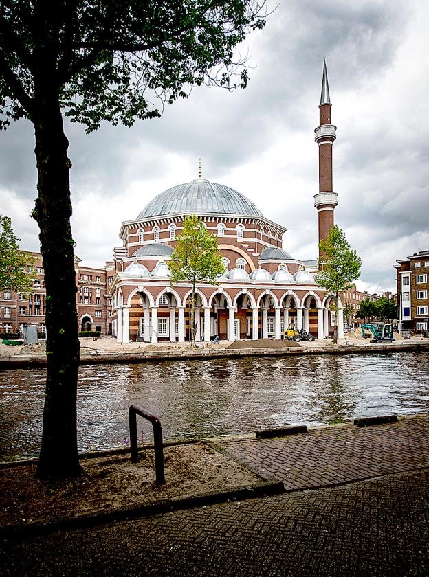 De Tweede Kamer wil dat er een einde komt aan de financiering van moskeeën met geld uit Saudi-Arabië.  (anp / Koen van Weel)