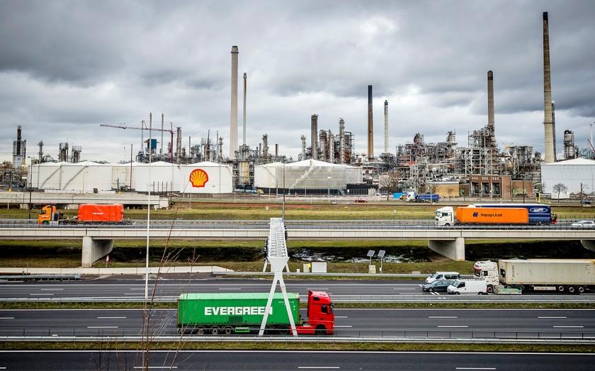 Shell betaalt in Nederland geen winstbelasting.  (anp / Remko de Waal)