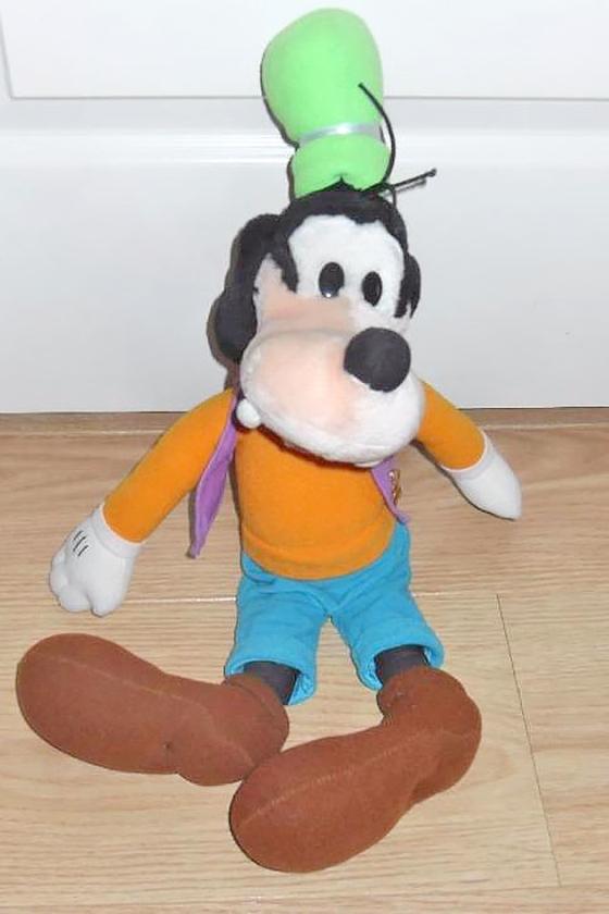 Marktplaats: Goofy knuffel voor Take That   (marktplaats)