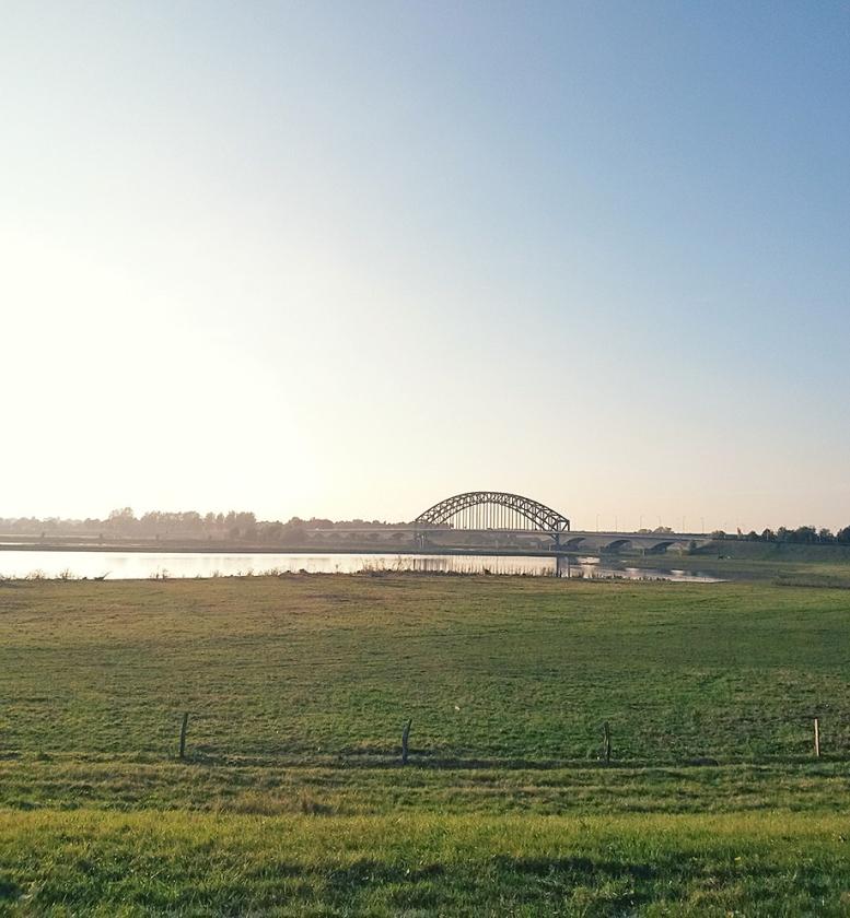 Instagram: herfstlicht bij de IJssel  (Brechtje Slob)