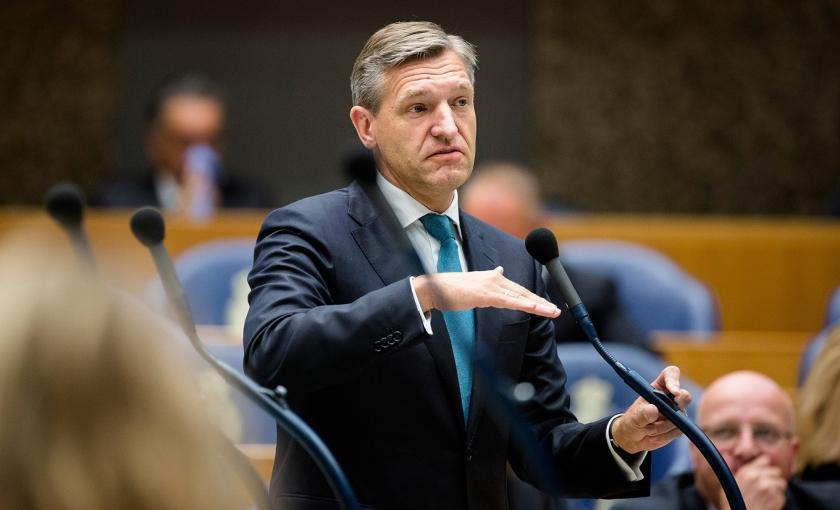 CDA-leider Sybrand Buma.  (anp / Bart Maat)