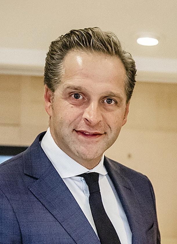 Hugo de Jonge   (anp / Bart Maat)
