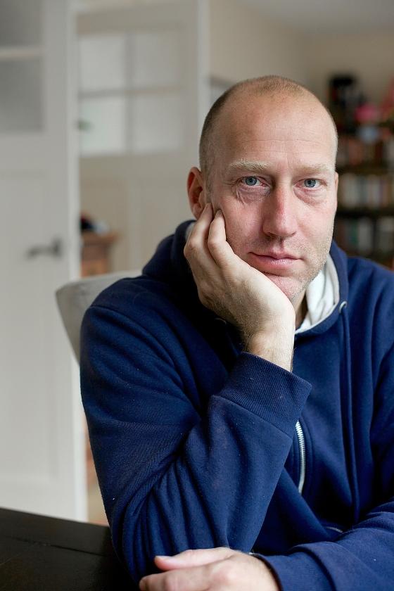 In gesprek met Arjan Erkel   (Dick Vos)