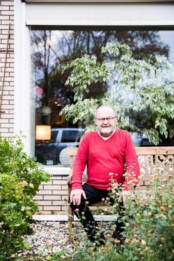 Arnold van Heusden: 'Ik vind het belangrijk om gul te zijn'  (Jeroen Jumelet)