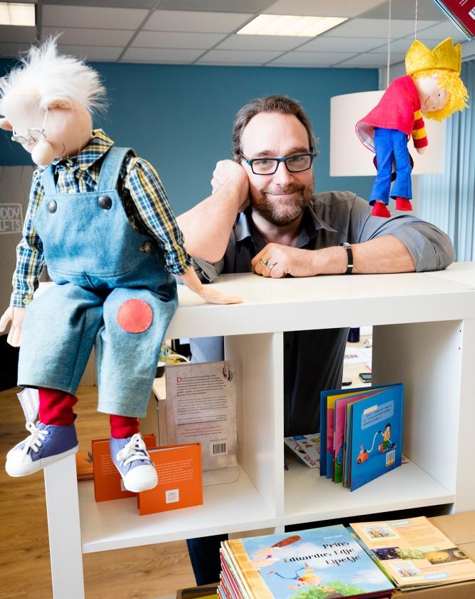 In gesprek met illustrator Michel de Boer  (Dick Vos)
