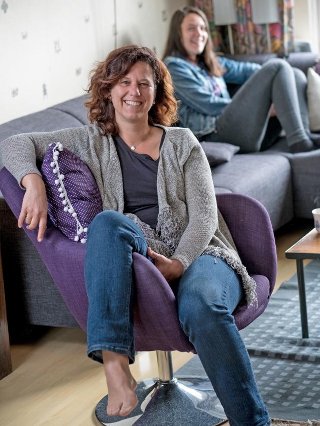 In gesprek met Tanja Blokland: 'Ik speel eindeloos Candy Crush'  (Niek Stam)