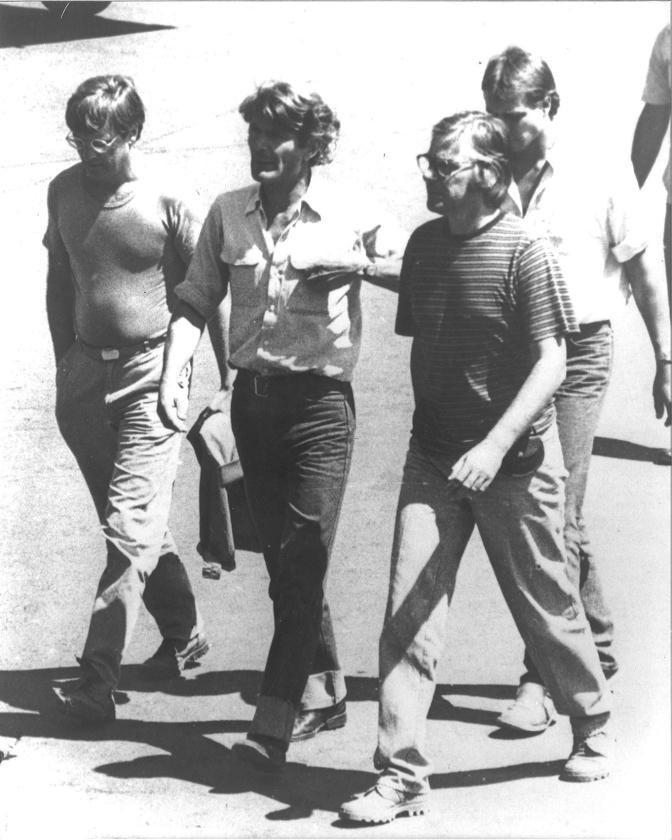 De IKON-journalisten Jan Kuiper, Koos Koster, Joop Willemsen en Hans ter Laag werden in 1982 in El Salvador vermoord toen ze er een reportage maakten.