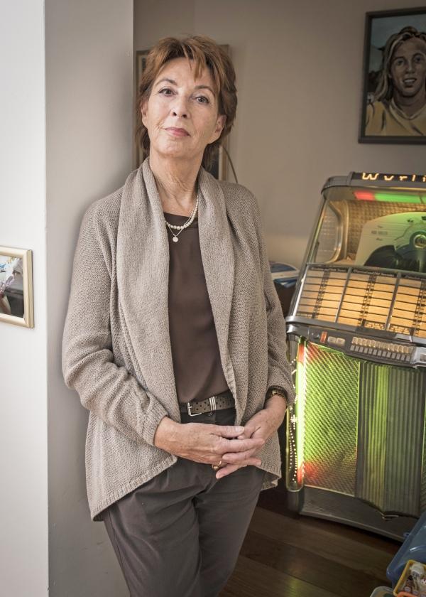 Docent Trudy Coenen: 'Ieder mens zoekt geborgenheid en dat wil ik geven'   (Martin Waalboer)