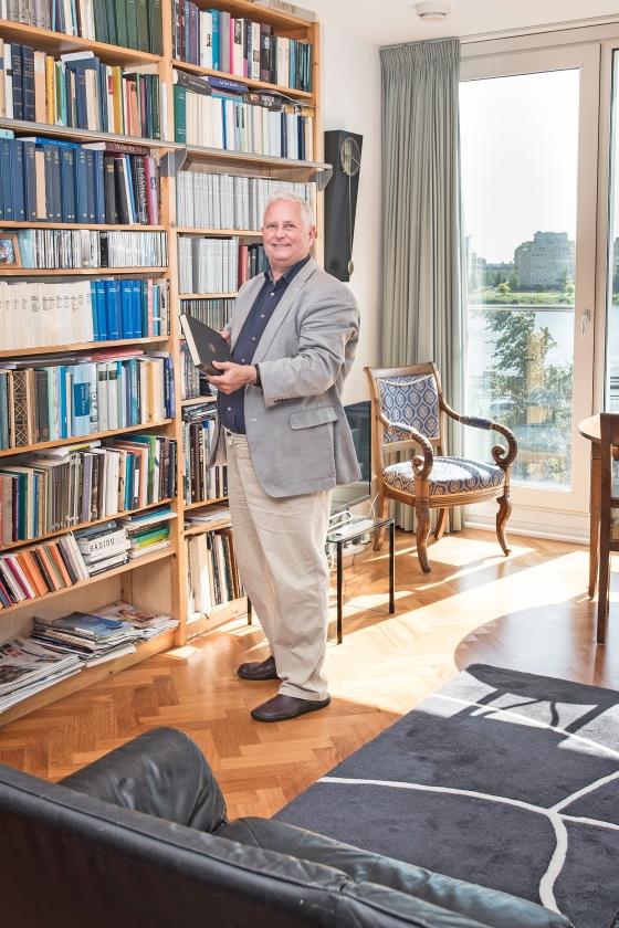 Portret Rinse Reeling Brouwer: een moderne monnik   (Martin Waalboer)