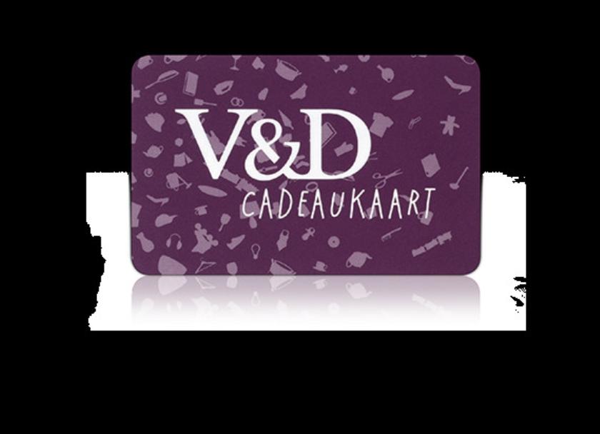 De VenD-cadeaukaart kan bij een aantal andere winkels in Nederland ingeleverd worden.  (nd)