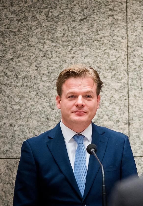 Pieter Omtzigt  (anp / Bart Maat)