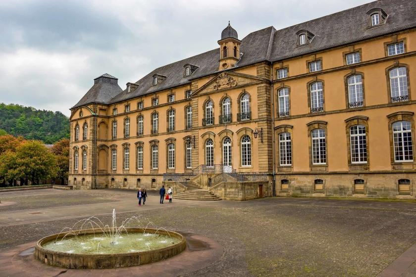 De benedictijner abdij van Echternach.  (istock)