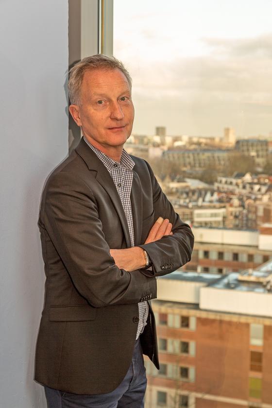 Jan Willem Duyvendak: 'Als 94 procent van de Nederlanders voor het homohuwelijk is, hoe divers zijn we dan?'  (Klaas Driebergen)