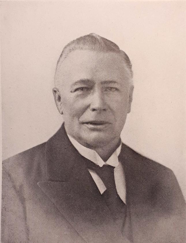 P.J.M. de Bruin, hoogleraar kerkgeschiedenis in Apeldoorn.   (levensbericht van Prof. P.J.M. de Bruin en Dick Vos)