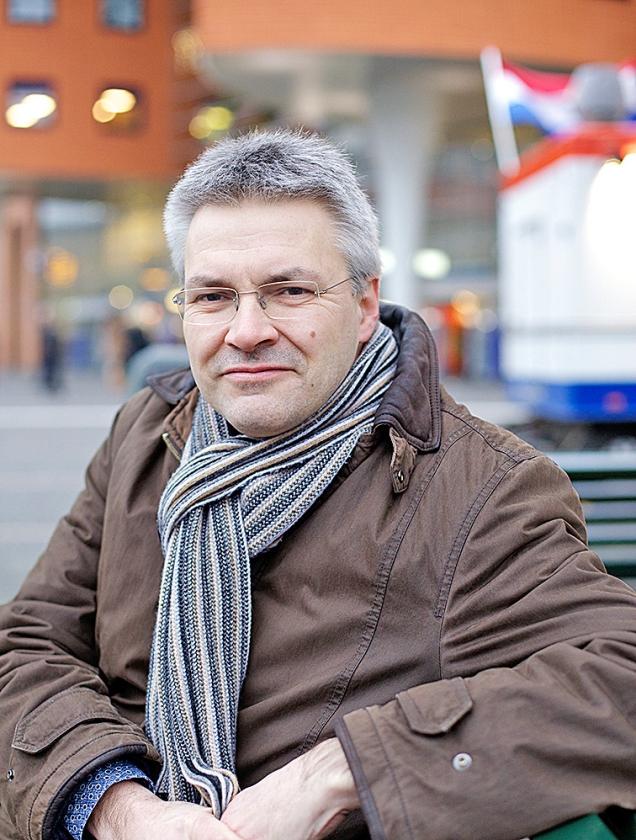 Govert Buijs   (Aart Deddens)