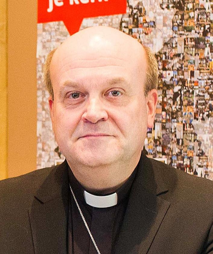 Bisschop Hans van den Hende   (nd)